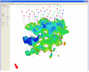Merlinview 3D Petroleum Engineering Software Application