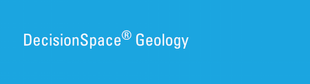 DecisionSpace® Geology Petroleum Engineering Software Application