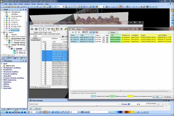 TIBCO OpenSpirit Adapter Petroleum Engineering Software Application