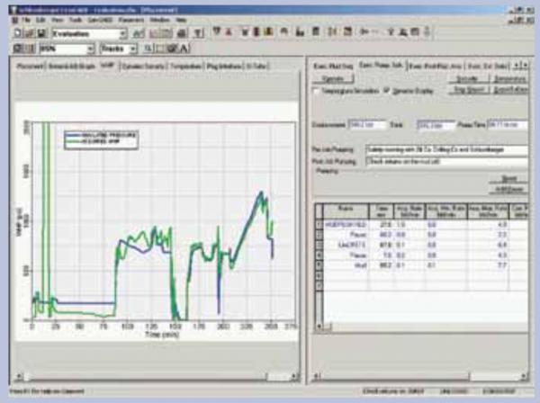 CemCADE Petroleum Engineering Software Application