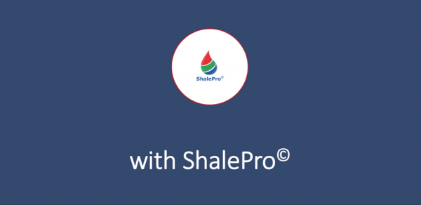 ShalePro Petroleum Engineering Software Application